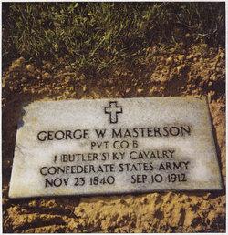 George Washington Masterson