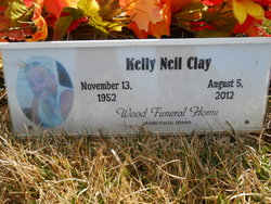 Kelly Neil Clay