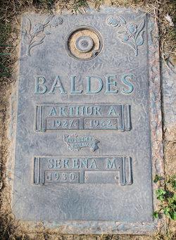 Arthur Allen Artie Baldes