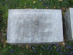 Helm Bruce
