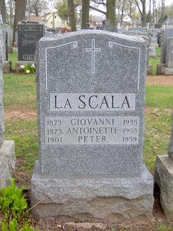 Pietro G Peter La Scala