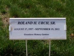 Roland H Urch