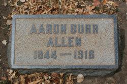 Aaron Burr Allen