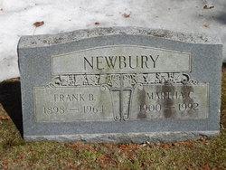 Martha Camilla <i>Archambault</i> Newbury