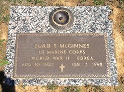 Burd S McGinnes