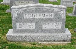 Robert Lee Bob Eddleman