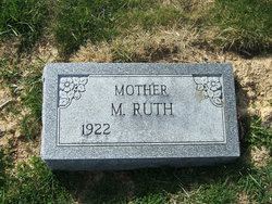Ruth <i>Stansberry</i> Friend