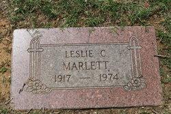 Leslie Calvin Marlett
