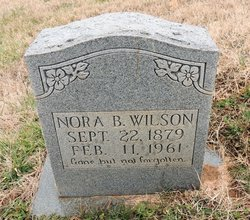 Nora B <i>Young</i> Wilson