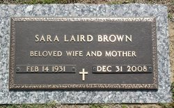 Sara Kate <i>Laird</i> Brown