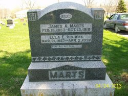 James A Jim Marts