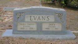 Vera <i>Smith</i> Evans