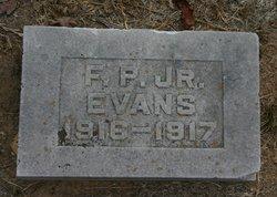 F. P. Evans, Jr