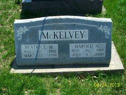 Harold A. McKelvey