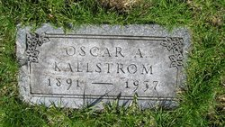 Oscar Adolf Kallstrom