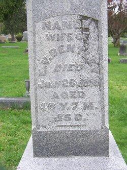Nancy <i>Custis</i> Bentley