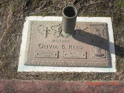 Olivia B Reed