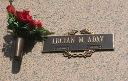 Lucian Minor Aday, Jr