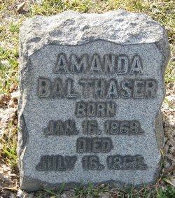Amanda Balthaser