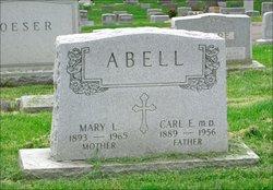Dr Carl E Abell