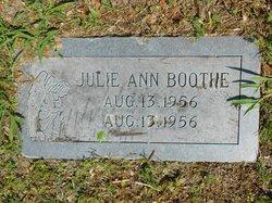 Julie Ann Boothe