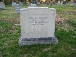 Harold A Condrick