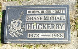 Shane Michael Huckerby