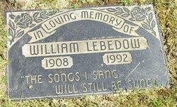 William Lebedow