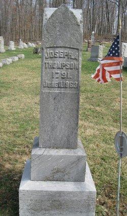 Joseph A Thompson