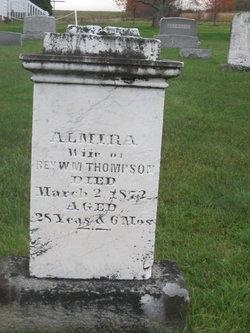 Almira <i>Aggas</i> Thompson