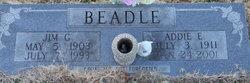 Addie Effie <i>Whisenhunt</i> Beadle