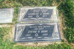 Sylvia H. <i>Anderson</i> Bank
