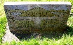 Bertha Broyhill