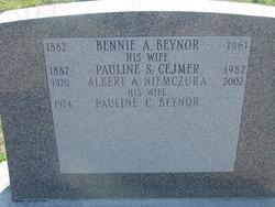 Pauline S <i>Cejmer</i> Beynor
