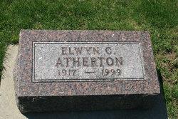 Elwyn C. Atherton