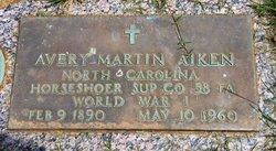 Avery Martin Aiken