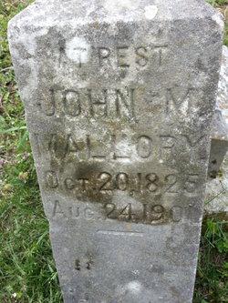 John M Mallory