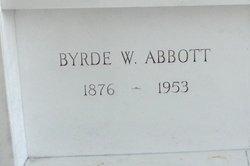 Byrde W Abbott