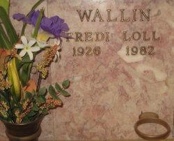 Fredi Jean Wallin