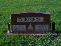 Mary A. <i>Comer</i> Scieszinski