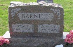 Loyal H. Barnett