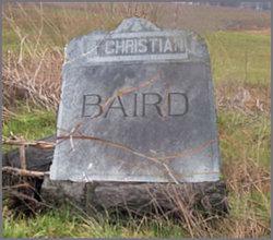 Christian Baird