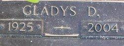 Gladys D. Brantley