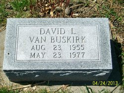 David Lee Van Buskirk