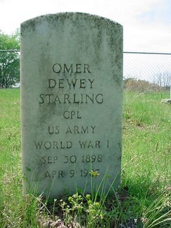 Omer D. Starling