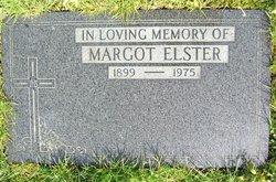 Margot Elisabeth <i>Hubrich</i> Elster