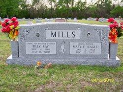 Mary F <i>Cagle</i> Mills