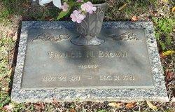 Francis Nalton Brown