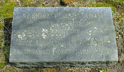 Samuel Forbes Adam
