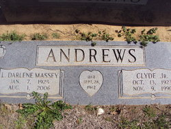Lillie Darlene <i>Massey</i> Andrews